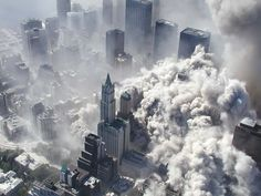 Aerial pictures, many never seen before, of the September 11 2001 attacks on the World Trade Center in New York City. World Trade Center, Trade Centre, Twin Towers, New York City, World Best Photographer, North Tower, 11. September, July 7, God Bless America