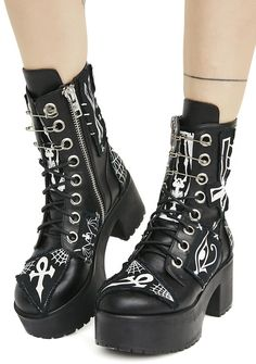 Current Mood Patch Me Up Boots