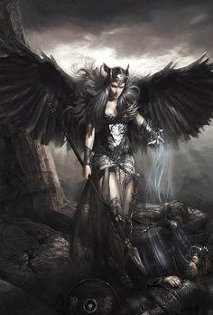 4381b0b4380b68434bd6ccfce5eebb8e--valkyria-norse-mythology.jpg (709×1047)