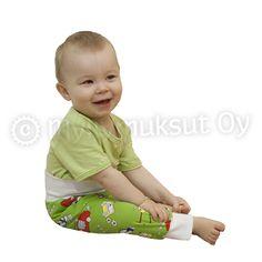 Vauvahousut, trikoo