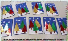 χριστουγεννιατικες καρτες για παιδια νηπιαγωγειου -χριστουγεννα  Αναζήτηση Google