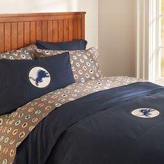 Detroit Lions Bedding