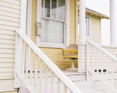Yellow. 3rd Street. Pacific Grove, CA. by m. wriston, via Flickr
