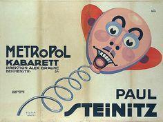 Metropol Kabarett - Paul Steinitz (1919)