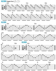 Django Reinhardt devotee Stéphane Wrembel explores a technique that will boost your fluency in building lead lines Guitar Scales Charts, Guitar Chords And Scales, Guitar Chords For Songs, Music Chords, Guitar Chord Chart, Music Theory Guitar, Music Guitar, Playing Guitar, Guitar Sheet