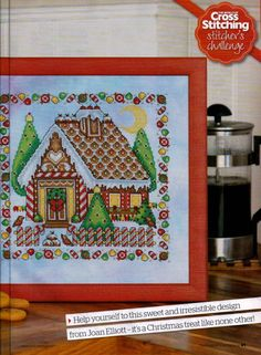 Gallery.ru / Фото #23 - The world of cross stitching 196+приложение Christmas Charts - tymannost