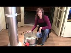 How to Remove Mineral Deposits from your Silk Steamer.  With Pamela Glose, www.MySilkArt.com
