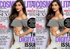 Catch up with Sonam's brazen glam for Cosmopolitan cover #Bollywood #Movies #TIMC #TheIndianMovieChannel #Entertainment #Celebrity #Actor #Actress #Director #Singer #Magazine #Fashion #celebrities #BollywoodUpdates #BollywoodActress #BollywoodActor #FashionDesigner #IndianFashionDesigner