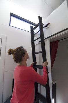 fold up ladder for loft - Google Search