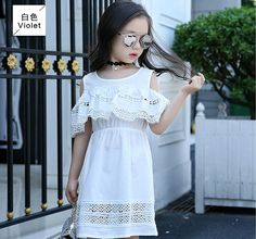 Girls Skater Dress Kids Party Dresses With Free Belt Age 7 8 9 10 11 12 13 Years Agreeable To Taste Kids' Clothing, Shoes & Accs