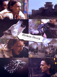 Rickon Stark by Franky-Malfoy on @DeviantArt