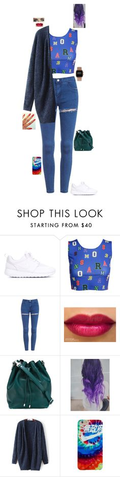 """""""A b C d E f G h I j K l M n O p Q r S t U v W x Y z"""" by jesshorne2014 ❤ liked on Polyvore featuring NIKE, Abrahamsson, Proenza Schouler and ASOS"""