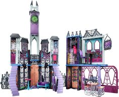 Monster High Deadluxe High School