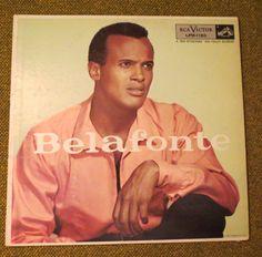 Harry Belafonte record album Belefonte  by BigfootCountryTrader