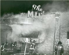 Springfield, Illinois. The Mill. Courtesy of Springfield Rewind and Sangamon Valley Archives.