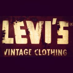 Awesome POS for Levi's.