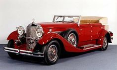 1931 MERCEDES BENZ 770K