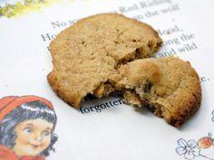 Cumin Lime Cookies