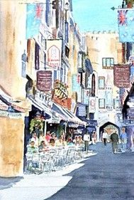 Peter REYNOLDS - Watercolour Society of WA Inc