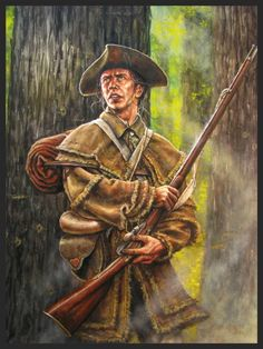Backcountry Fury: A Sixteen-Year-Old Patriot in the Revolutionary War American Revolutionary War, American War, American History, Native American, Colonial Art, American Frontier, Colonial America, Mountain Man, Kings Mountain