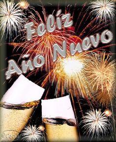 Imágenes de Cecill: Postales de Feliz Año Nuevo!