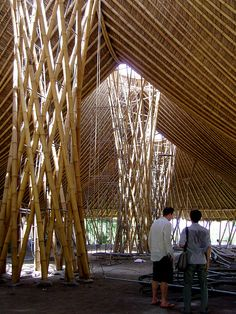 10 Prepared Hacks: Shed Roofing Architecture slate roofing copper gutters. Detail Architecture, Bamboo Architecture, Tropical Architecture, Vernacular Architecture, Bamboo Building, Natural Building, Bamboo Roof, Bamboo House Design, Bamboo Structure