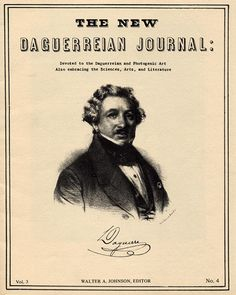 The New Daguerreian Journal (1971-75) Click on image to download pdf volumes of the Journal.