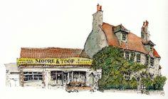 Seed Merchant, Somerset.