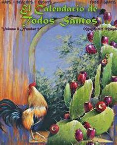 Todos Santos local magazine....