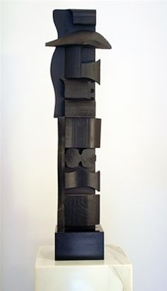 Louise Nevelson was a pioneering female figure in the art world. Her 1973 work, Small Column XVI, is featured in our Modern Masters sale on artnet Auctions.