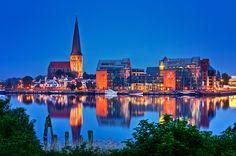 Rostock (Mecklenburg-Vorpommern) Deutschland