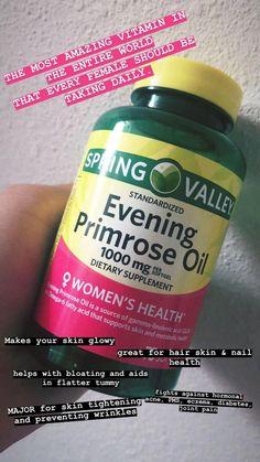 evening primrose is essential evening primrose is essential , ,. : evening primrose is essential evening primrose is essential Source by , Skin Care Skin Tips, Skin Care Tips, Beauty Care, Beauty Skin, Diy Beauty, Beauty Ideas, Homemade Beauty, Face Beauty, Beauty Hacks For Hair