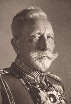 An old Kaiser Wilhelm II in exile. 1930s....  https://www.pinterest.com/pin/461056080581722280/