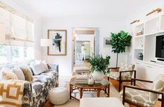 Tour a Creative Couple's Elegant and Fresh Nashville Home
