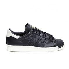 Adidas - Superstar 80s W - black/white