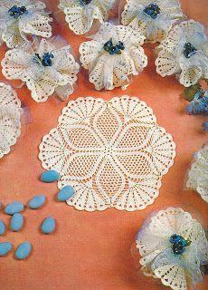 Victoria - Handmade Creations : Ρομαντικές μπομπονιέρες για ρομαντικούς γάμους