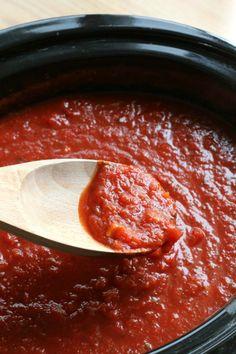 Freezer Marinara Sauce