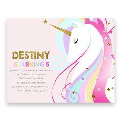 Fill in birthday party invitations printable rainbows and unicorns unicorn birthdayinvitation magical birthdayrainbows clouds glitter gold stars filmwisefo