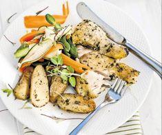 Málnás Charlotte torta Recept képpel - Mindmegette.hu - Receptek Coleslaw, Pesto, Lunch, Chicken, Healthy, Kitchen, Food, Cooking, Coleslaw Salad