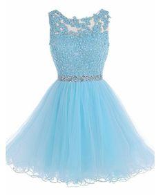 Beautiful, short cinderella dress