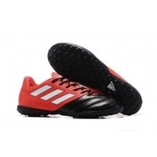 promo code a33e6 f1ca6 Adidas Mens ACE 17.4 TF Red Black White soccer boots