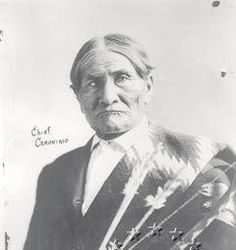 Geronimo - Chiricahua Apache - 1904