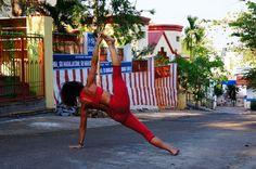 AldonaYoga - Ashtanga Yoga in Mysore - Joga w Mysore - Vasishthasana