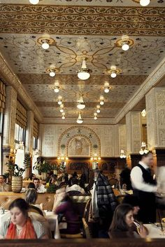 Prague Cuisine - Pohlreich's Café Imperial - AFAR Magazine