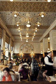 Cafe Imperial, Praga. CZ.-