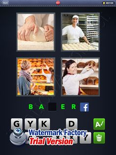 4 Pics 1 Word Answers: Level 2631