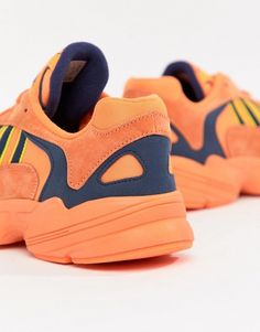 huge selection of 904d7 95c6c adidas Originals Yung-1 Sneakers In Orange B37613