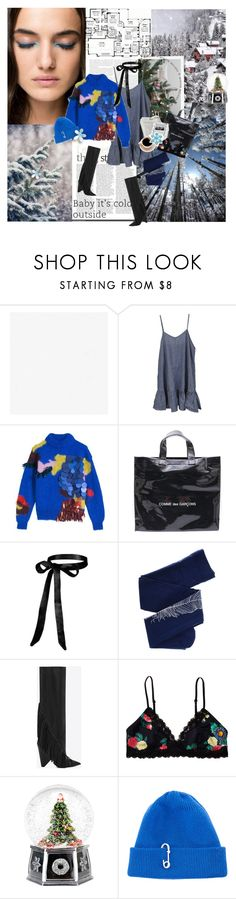 """https://www.youtube.com/watch?v=IxVR53xemSs"" by la-rosy ❤ liked on Polyvore featuring Anthropologie, Blanca, Delpozo, Comme des Garçons, ZOHARA, Yves Saint Laurent, Monki, Spode, TIBI and Winter"