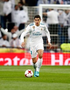 Real Madrid Football Club, Cristiano Ronaldo Lionel Messi, Soccer Pictures, First Love, Europe, Running, Game, First Crush, Keep Running