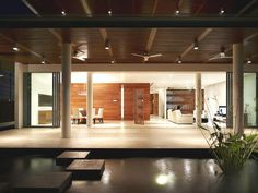 West Coast Grove Residence